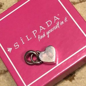 SILPADA ❤️ Pendant AND polishing cloth